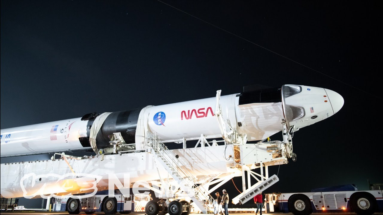 SpaceX and NASA Launch Astronauts on First Fully Operational Commercial Crew Mission