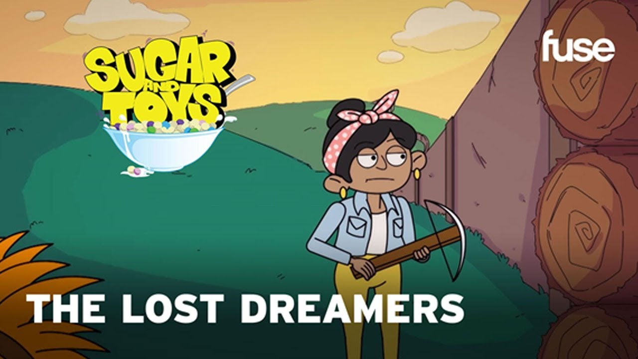 The Lost Dreamers Adjust To Ancient San Bernardino | Sugar and Toys | Fuse