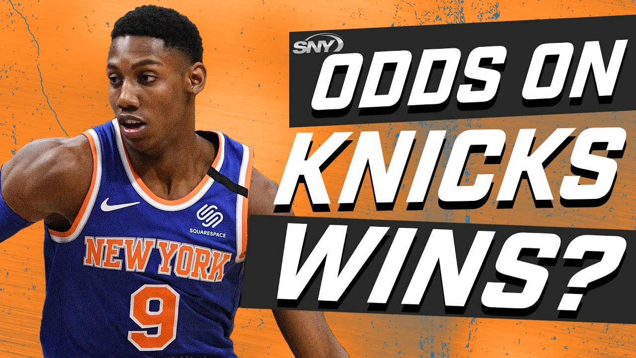 What are the odds the Knicks get over 22.5 wins? | What Are The Odds? | SNY