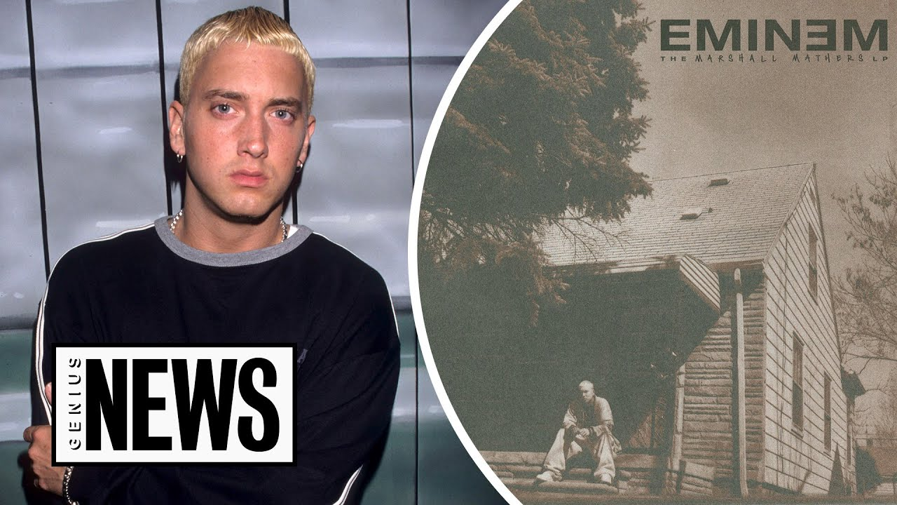 Why Eminem's 'Marshall Mathers LP' Is Still A Classic | Genius News