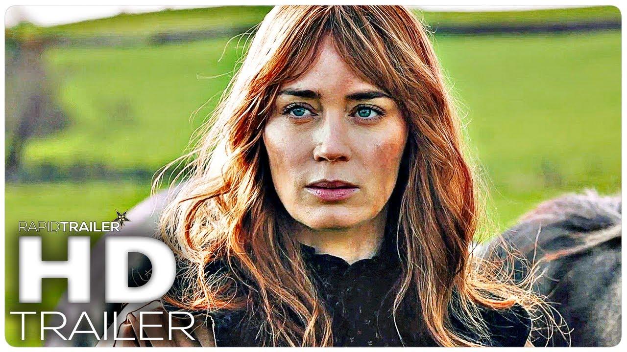 WILD MOUNTAIN THYME Official Trailer (2020) Emily Blunt, Jamie Dornan Movie HD