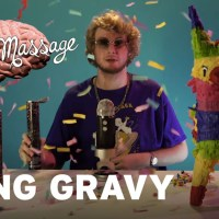 "Yung Gravy Does ASMR with Party Poppers, Talks How He Got Started & ""Gasanova"" 