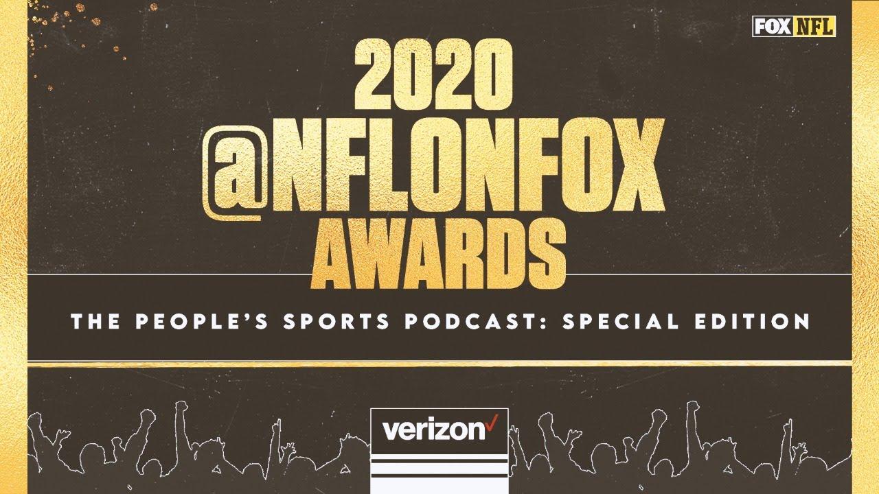 2020 @NFLONFOX AWARDS SHOW