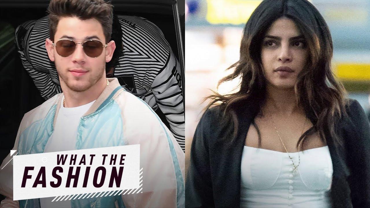 Are Nick Jonas & Priyanka Chopra Rocking Thrifty Fashions? | What the Fashion | S2, Ep. 11 | E! News
