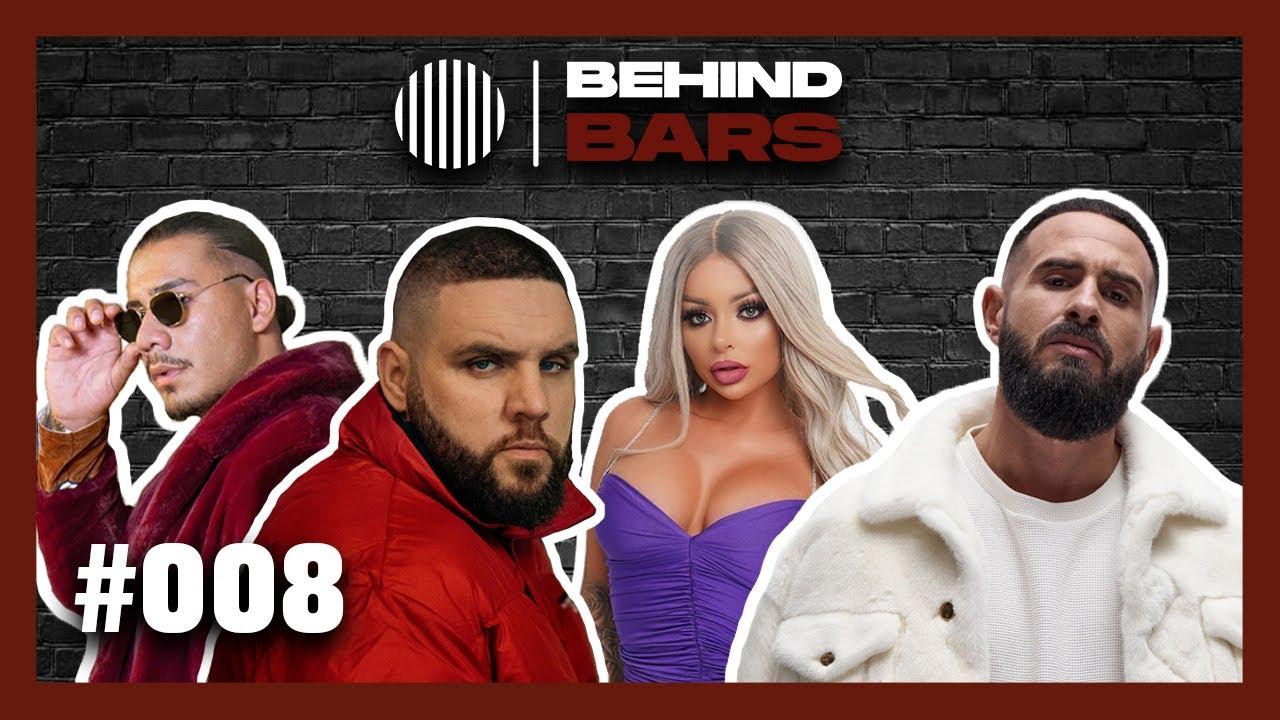 Behind Bars: Katja Krasavice & Fler, Twitch vs Labels, Steph's Onlyfans |Episode 8