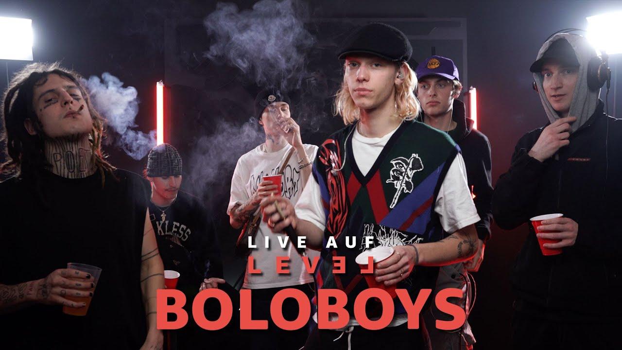 boloboys - bolokoma (Live auf Level)  16BARS