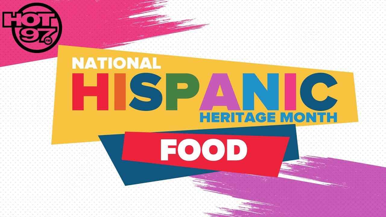 Celebrating Favorite Foods & Spices Of Latinx Culture   Hispanic Heritage Month