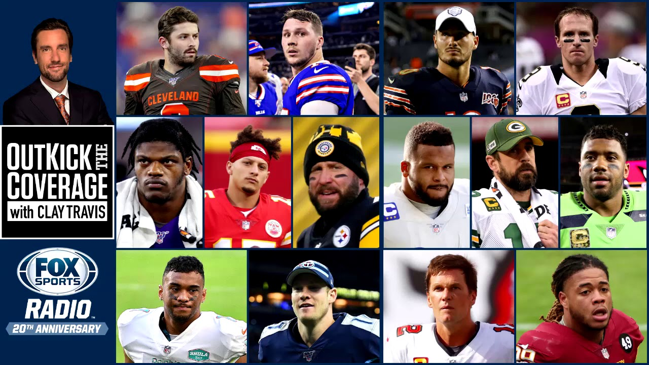 Clay Travis - There Are 5 Teams in the NFL That Are Real Super Bowl Threats