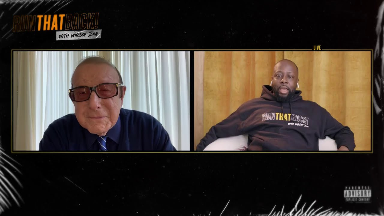 Clive Davis is the Godfather of Music | Conversation 3 | Run That Back