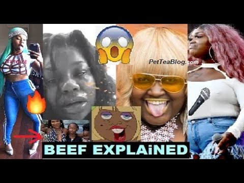 Cupcakke Disses Female Rappers, Sukihana Buries her then She comes back to Life ⚰️🎙️ My Edges GONE😱