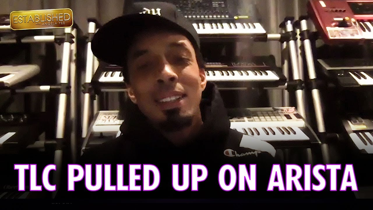 Dallas Austin on Why TLC Busted into Arista Records | Established with Angela Yee
