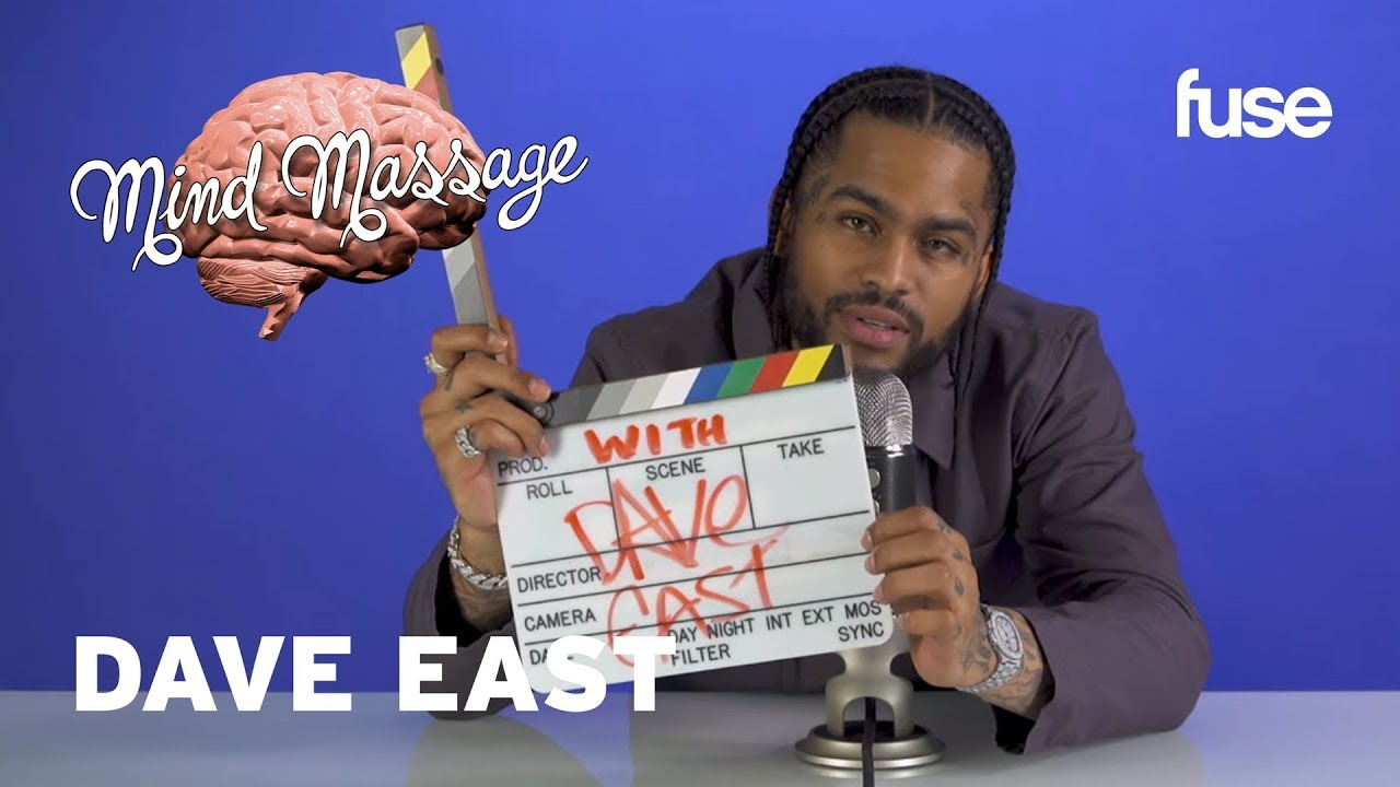 """Dave East Does ASMR with Slime, Talks """"Survival"""", Fatherhood and More! 