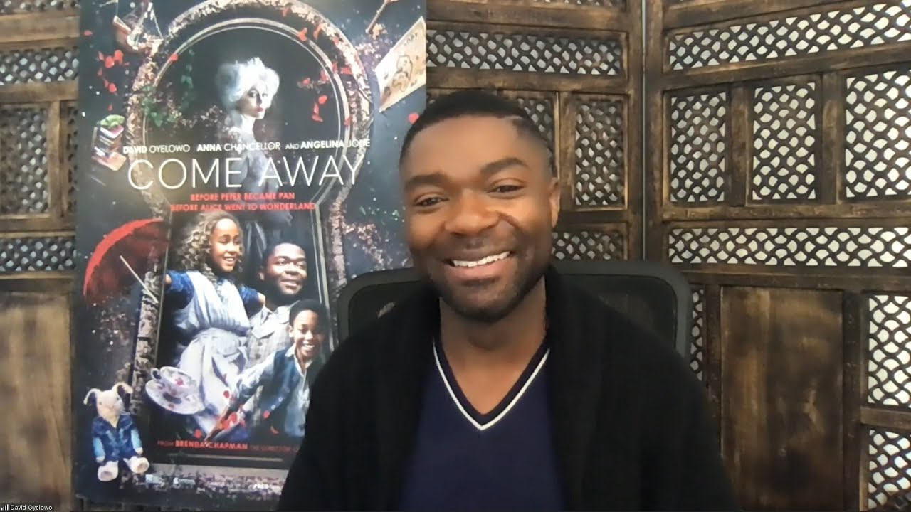 David Oyelowo Dishes On Working With Angelina Jolie And Diversifying Classic Stories