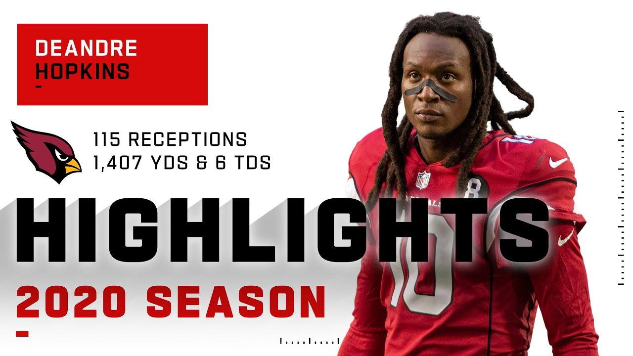 DeAndre Hopkins Full Season Highlights | NFL 2020