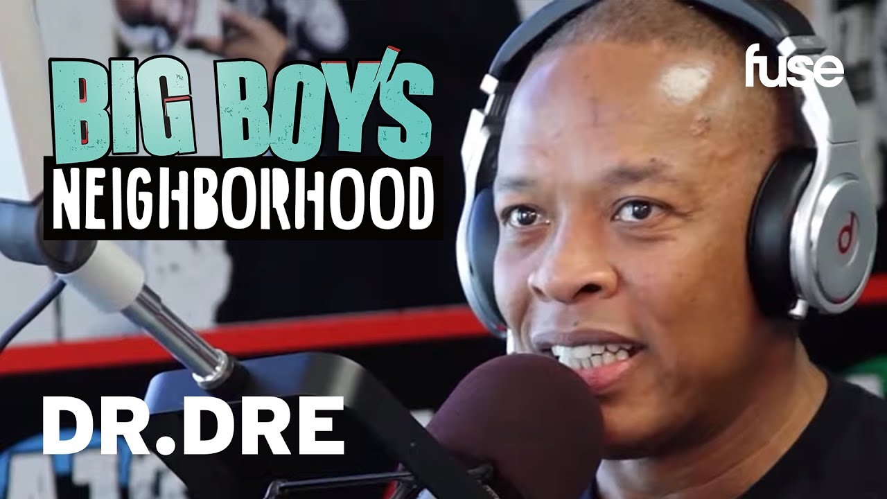 Dr. Dre Talks Personal Success and Collecting Platinum Records   Big Boy x Fuse