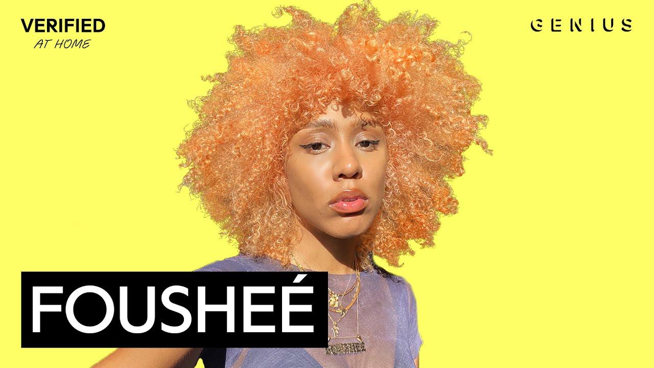 "Fousheé ""Deep End"" Official Lyrics & Meaning   Verified"