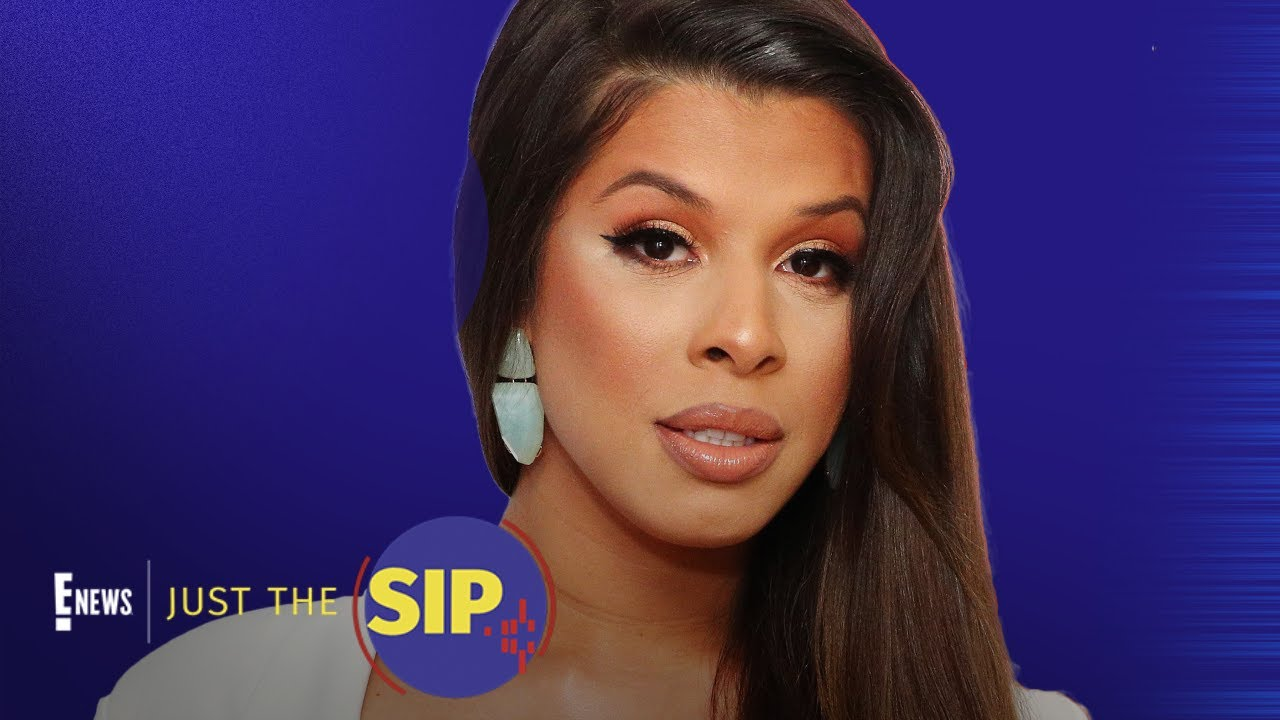 """Hailie Sahar's Emotional Transition and Journey to """"Pose""""   Just The Sip   E! News"""