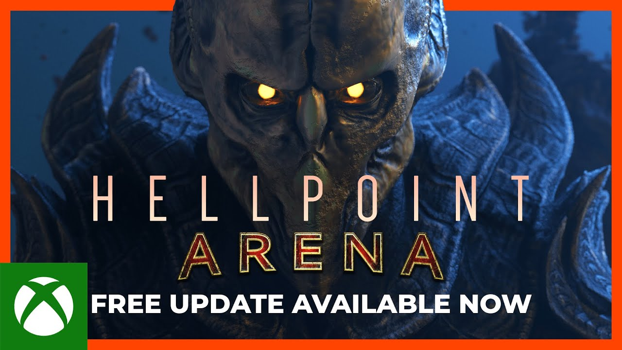"""Hellpoint - """"Arena""""   Free Update Out Now!"""
