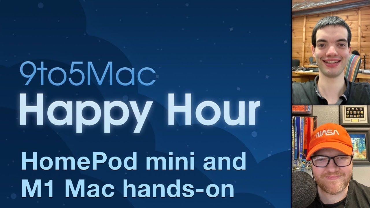 HomePod mini and M1 Mac hands-on