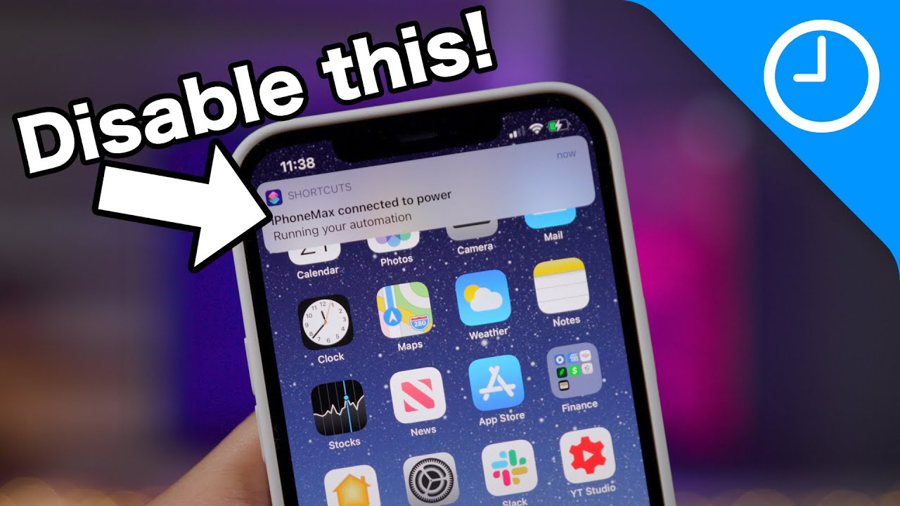 How to: iOS 14.3 - Dynamic Wallpaper + Remove Shortcuts notification banner!