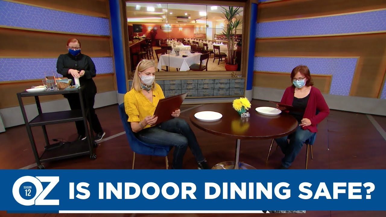 Is Indoor Dining Safe During the Pandemic?