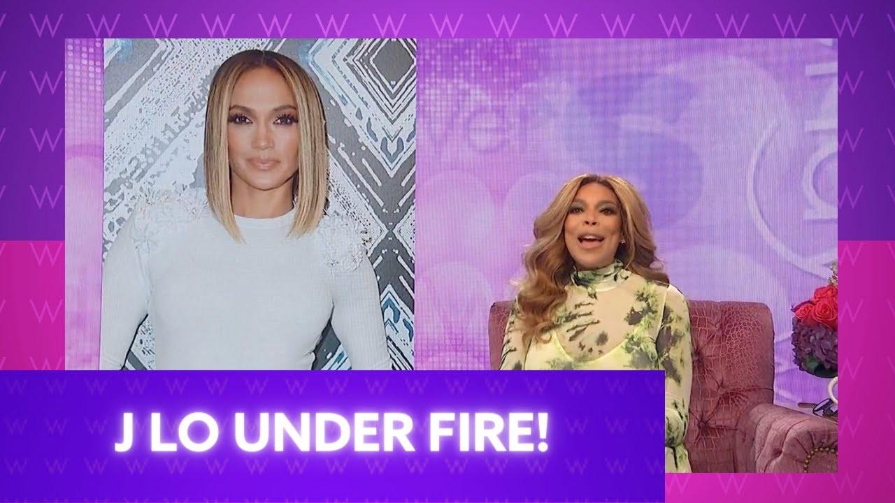 J Lo Under Fire!