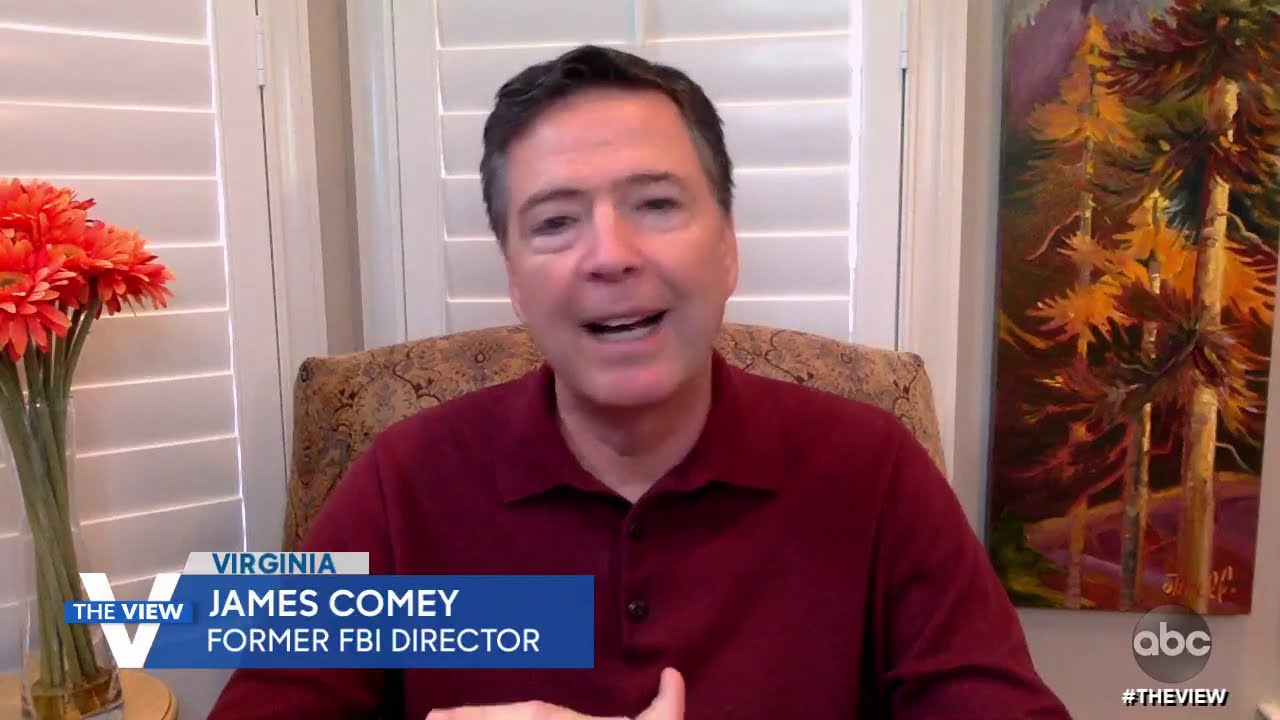 James Comey On If Trump Should Be Pardoned   The View