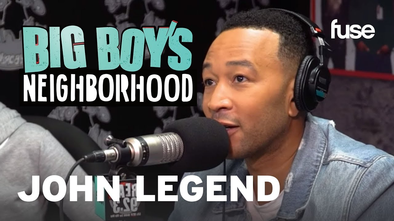 """John Legend Reacts to Being People's 2019 """"Sexiest Man Alive"""" 