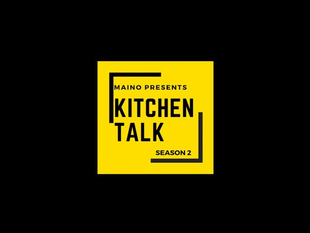 KITCHEN TALK - EP 28 Maino, with Guest Mysonne, Talk Everything from Lori Harvey, Bow Wow, and Trump