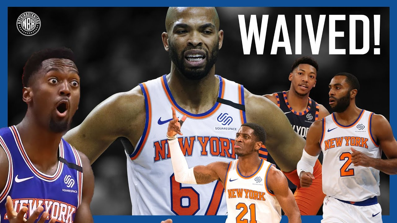 Knicks prepare for Free Agency | Open up $41M in salary cap space