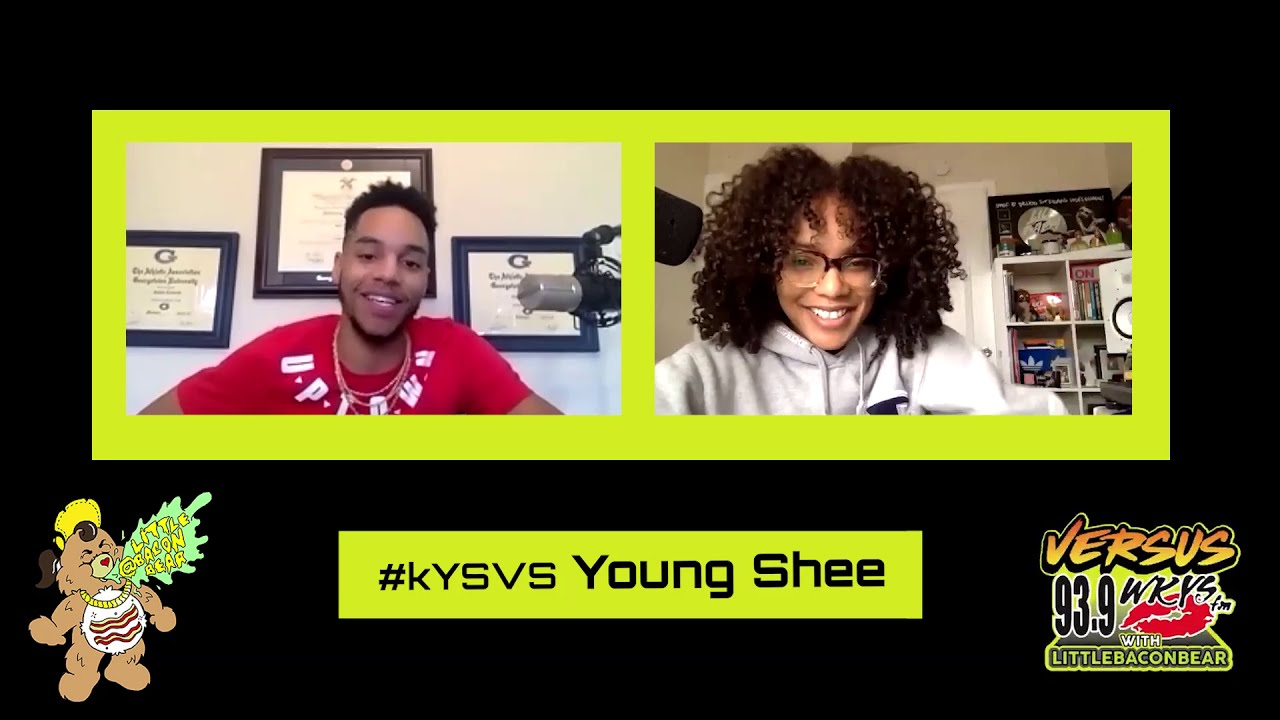 KYS Versus: Young Shee [@Young__Shee] #KYSVS
