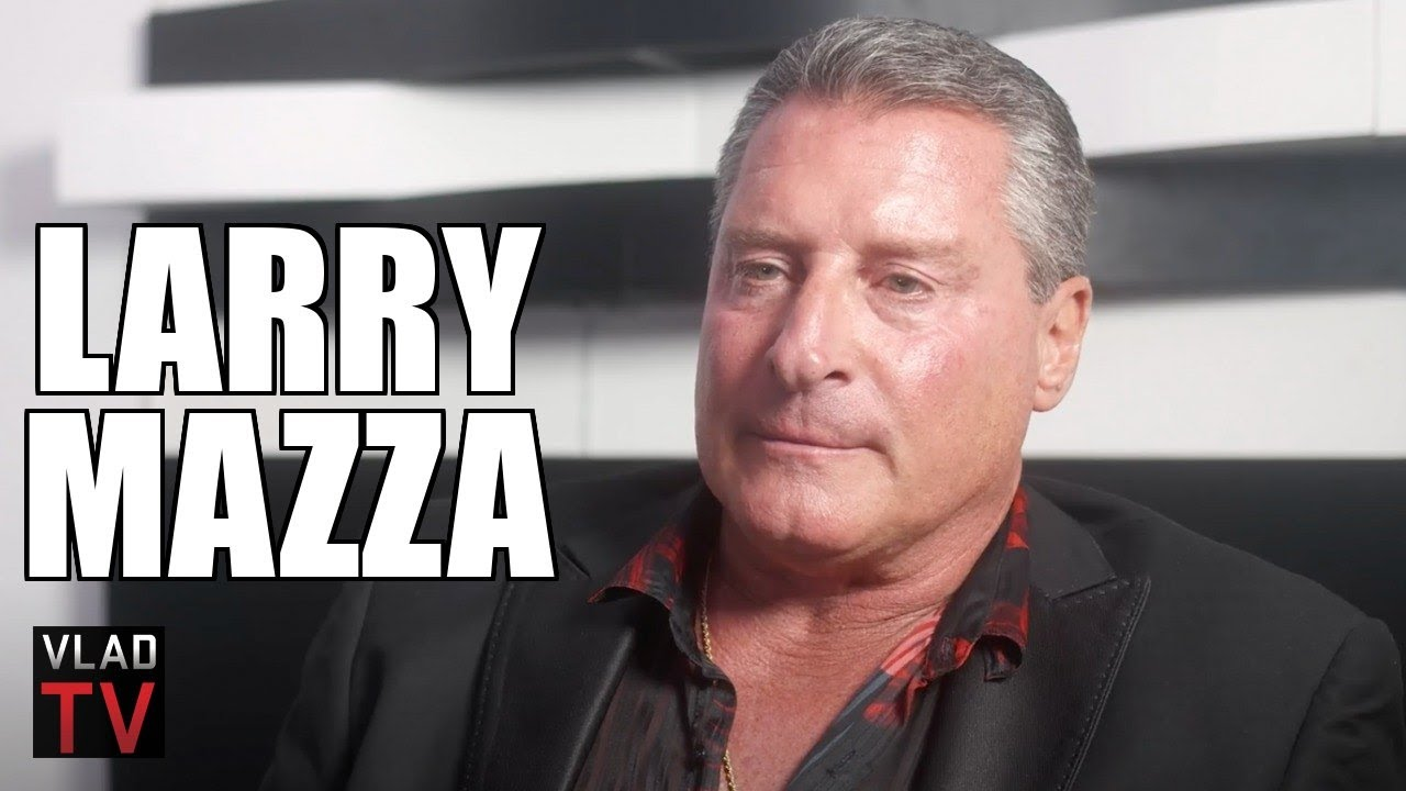 Larry Mazza on Fearing the FBI More Than the Mafia After Leaving Prison (Part 16)