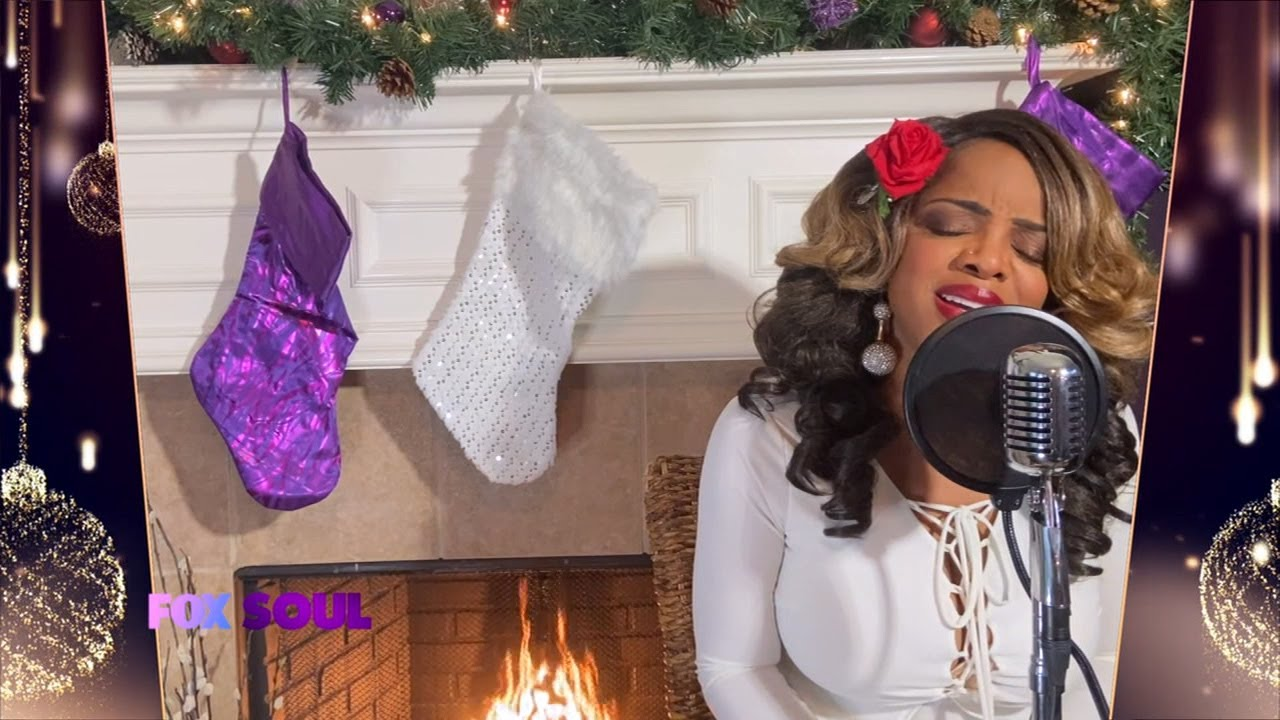 Leela James - 'Have Yourself a Merry Little Christmas' | FOX SOUL's Christmas Special