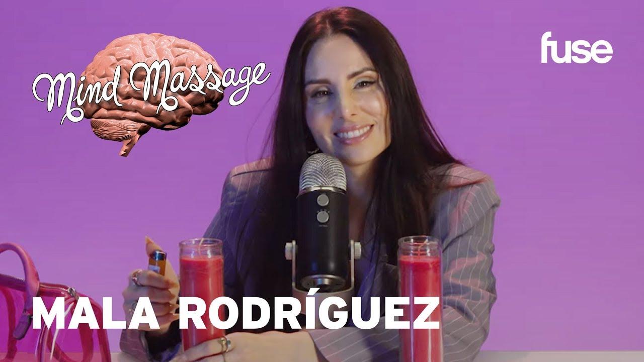 Mala Rodríguez Does Our FIRST All Spanish ASMR, Makes An Ice Cream Sundae | Mind Massage | Fuse