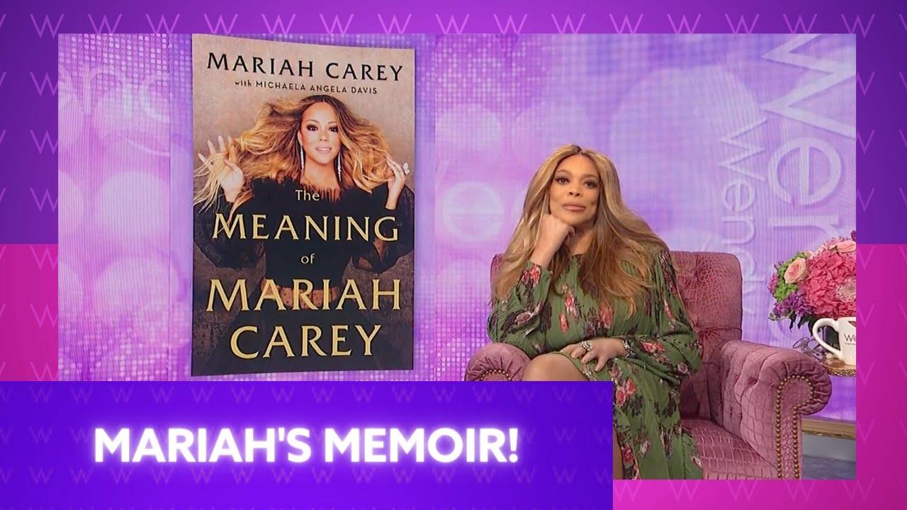 Mariah Carey Tells It All In New Memoir!