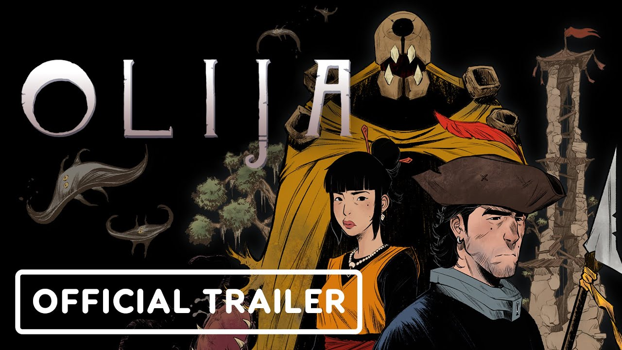 Olija - Official Animated Trailer