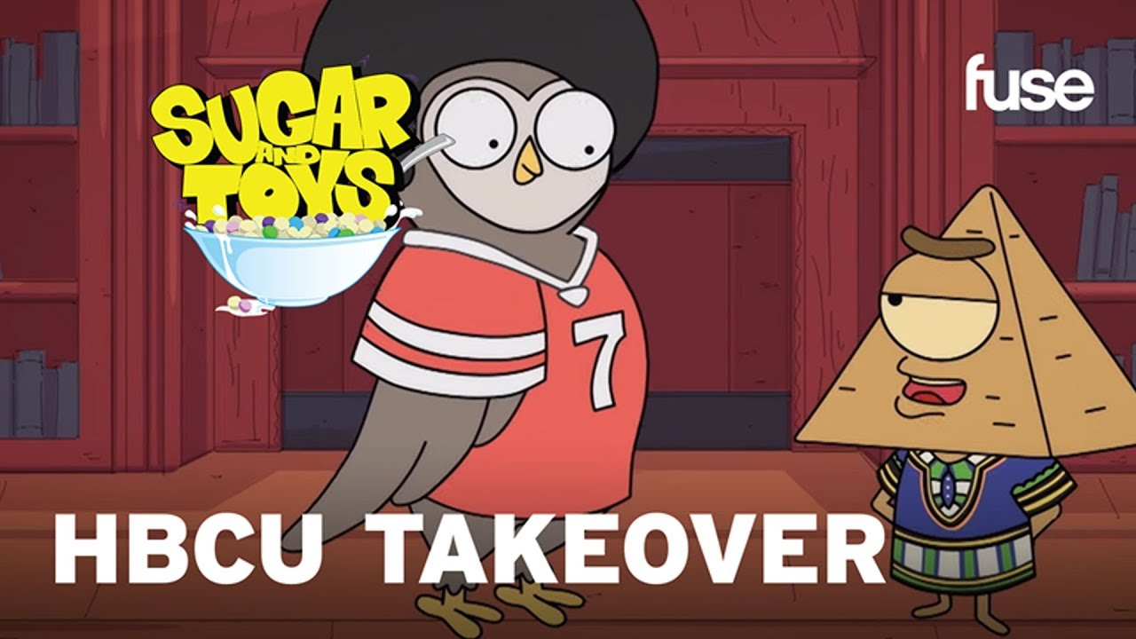 One Eye And The Owl HBCU Take Over | Sugar and Toys | Fuse