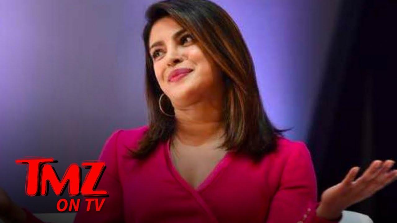 Priyanka Chopra Denies Breaking Lockdown Rules After Visiting London Hair Salon | TMZ TV