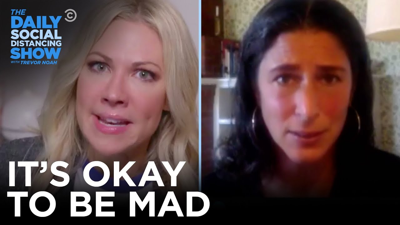 Rebecca Traister - It's OK to Be Mad at the Supreme Court   The Daily Show