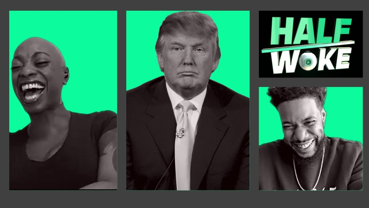 Trump Lost, Now What?   Half Woke News   All Def