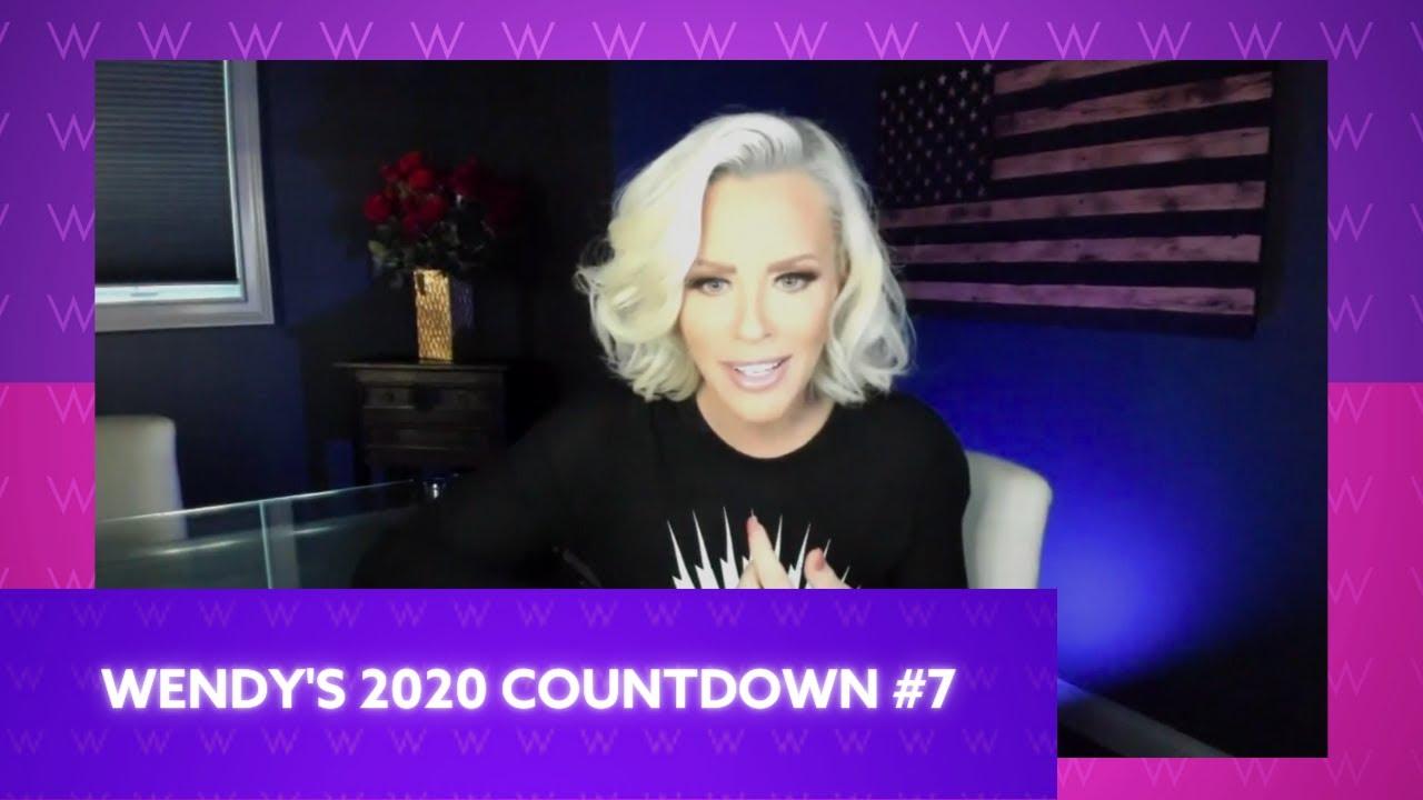Wendy's 2020 Countdown - Jenny McCarthy