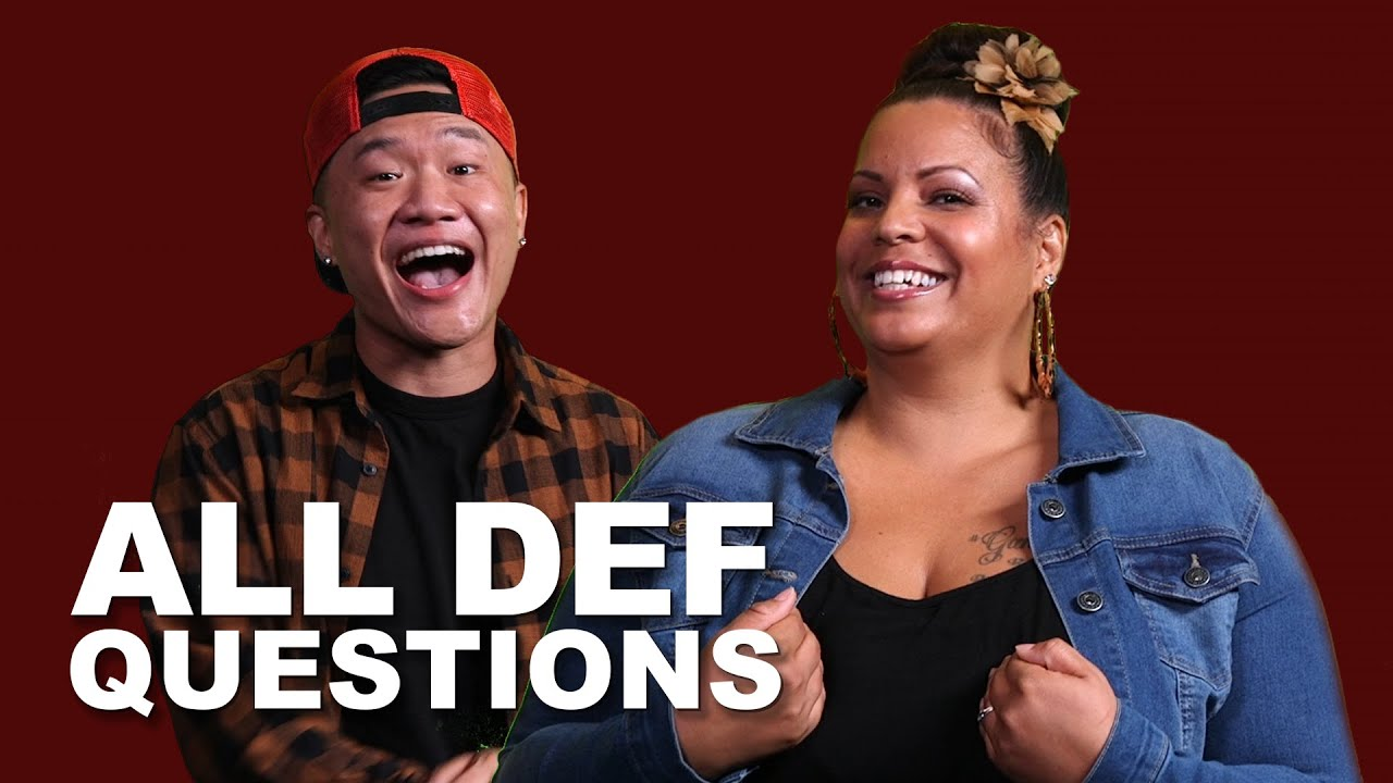 What is your weirdest fetish? | All Def Questions | All Def