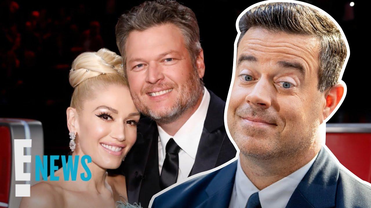 Why Carson Daly Told Gwen Stefani Not to Date Blake Shelton | E! News