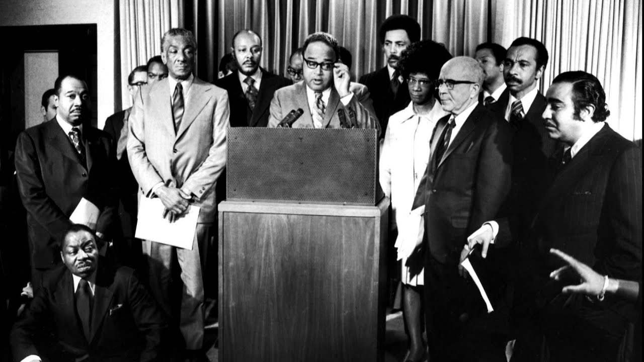 A look at the history of the Congressional Black Caucus after 50 trailblazing years on Capitol Hi…
