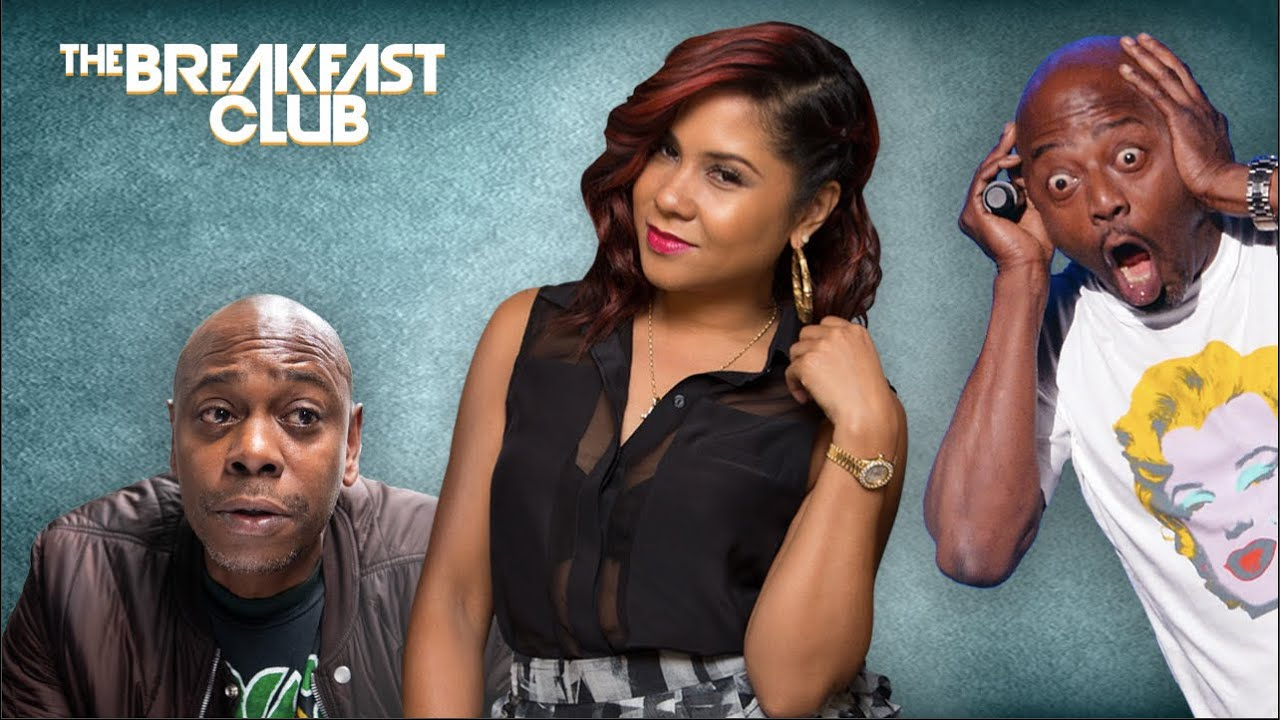 Angela Yee Did Not Obey CDC Guidelines After Attending Dave Chappelle Show