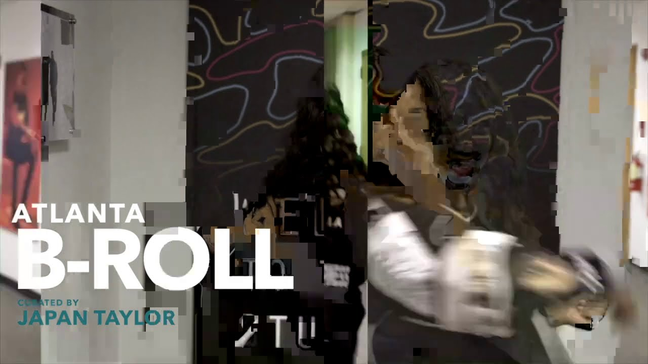 B-ROLL What's Going On Behind Atl's Fashion Scene?