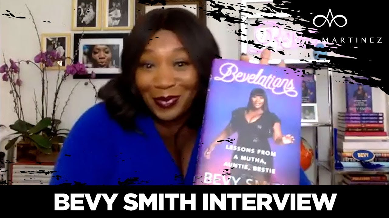 Bevy Smith Shares Her Last Phone Call With Tupac, Talks Cicely Tyson Legacy + New Book