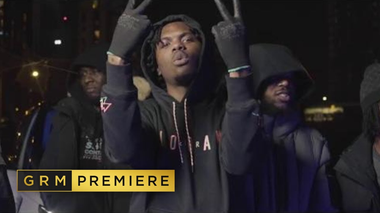 Bookey - Pull Up [Music Video] | GRM Daily