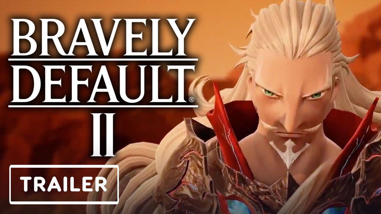 Bravely Default 2 - Final Teaser Trailer   Nintendo Direct