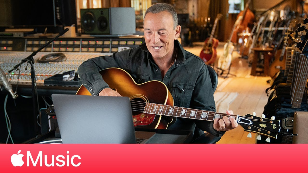 Bruce Springsteen: 'Letter To You,' Reuniting With The E Street Band and Broadway   Apple Music